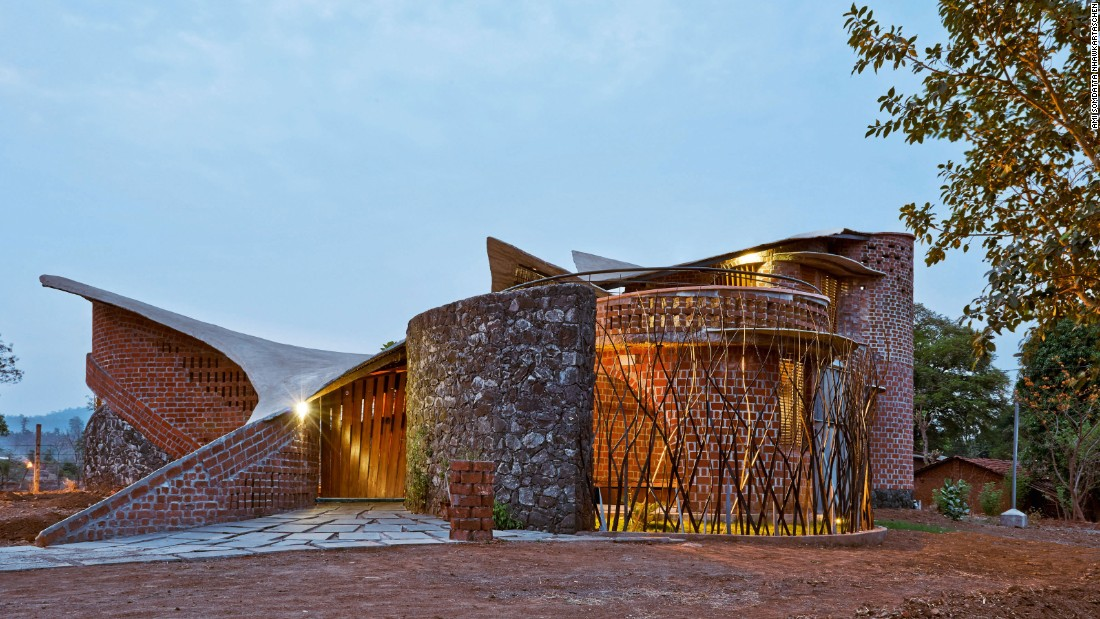 Architecture the world's best contemporary brick buildings | cnn style