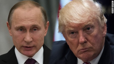 US, Russia disagree over what Trump and Putin actually said to each other