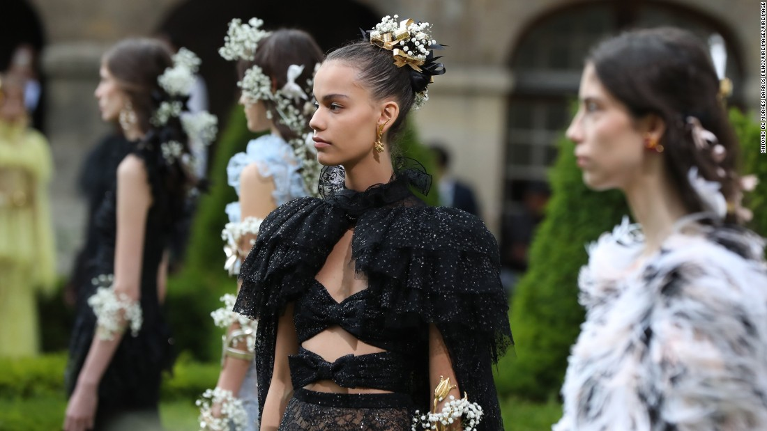 Among the ready-to-wear designers invited to show this season were the Belgian label A.F. Vandevorst, the Dutch designer Ronald van der Kemp, New York duo Proenza Schouler and the Los Angeles-based sisters behind Rodarte.