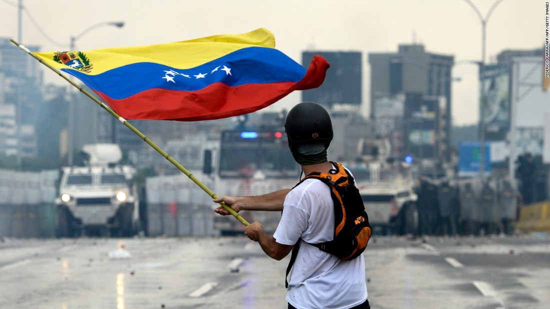 5 Reasons Why We Should Care About The Crisis In Venezuela