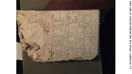 Hobby Lobby Fined $3M for Smuggled Iraqi Artifacts
