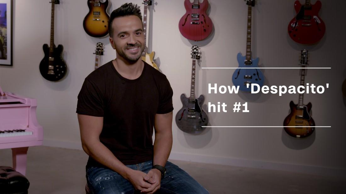Meet the singer behind 'Despacito' (It's not Bieber)