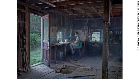 """The Barn"" (2013) by Gregory Crewdson"