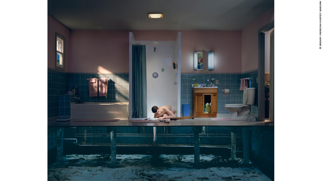 """Untitled"" (1998-2002) by Gregory Crewdson"