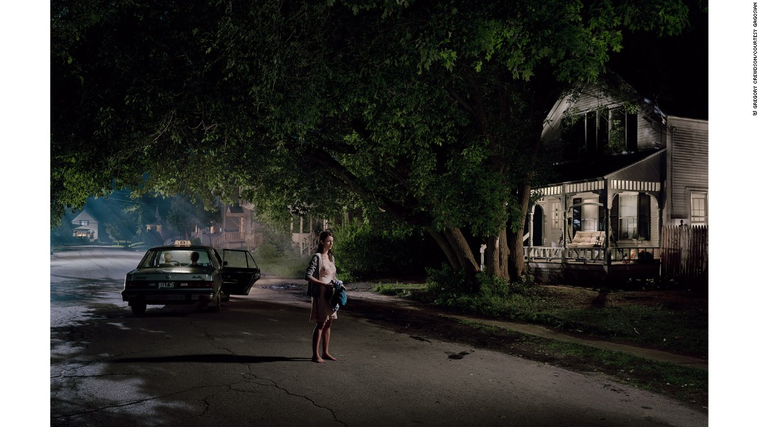 """Untitled"" (2003) by Gregory Crewdson"