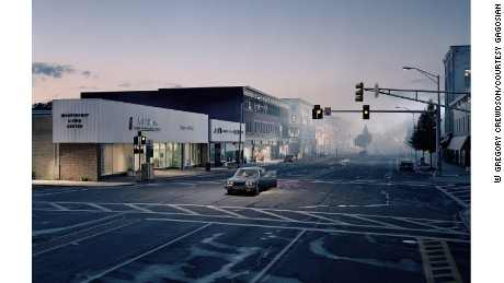 """Untitled"" (2004) by Gregory Crewdson"