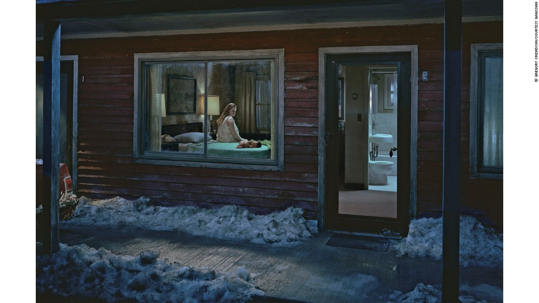 """Untitled"" (2007) by Gregory Crewdson"