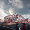 Display - Kohn Pedersen Fox Associates - Petersen Automotive Museum
