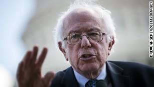 Sanders calls GOP health care bill 'destructive' and 'irresponsible'
