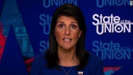 Nikki Haley sotu 7/9/17
