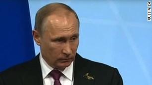Putin: I think Trump agreed Russia didn't meddle