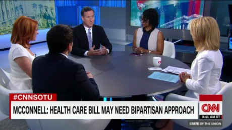 Santorum: Trump needs to step up on health care