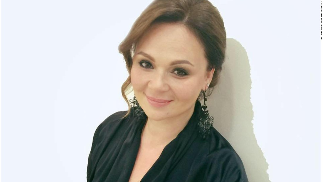 Russian lawyer Natalia Veselnitskaya denied to the New York Times that she had links to the Kremlin.