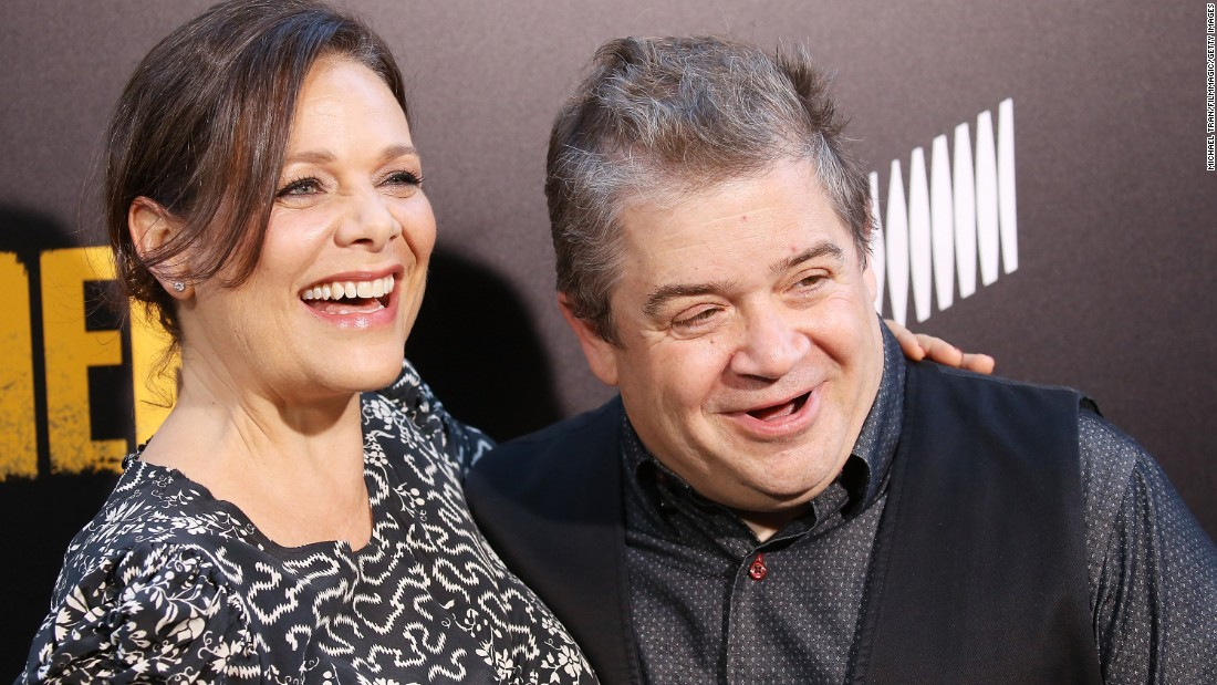 Patton Oswalt Responds To Critics Who Say He Got Engaged Too Soon