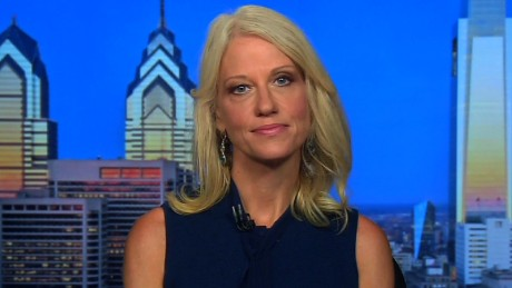 Kellyanne Conway full 'New Day' interview