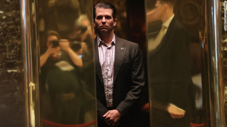 Former Soviet counterintelligence officer joined Trump Jr. at meeting