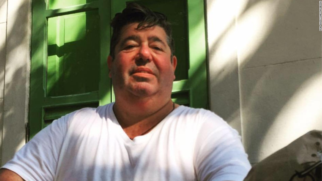 Rob Goldstone says his client, pop star Emin Agalarov, asked him to facilitate the controversial meeting.