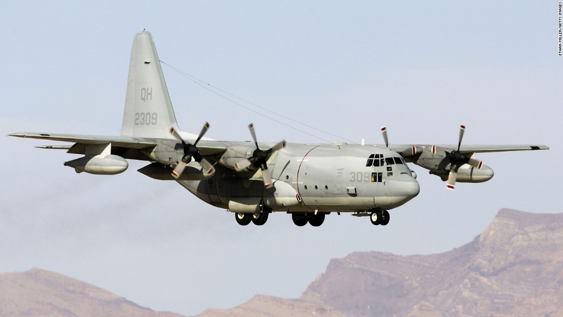 US Marines ground aircraft for 24 hours following crashes