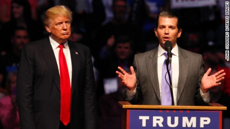 An absolutely damning paragraph about Donald Trump Jr.'s Russia meeting