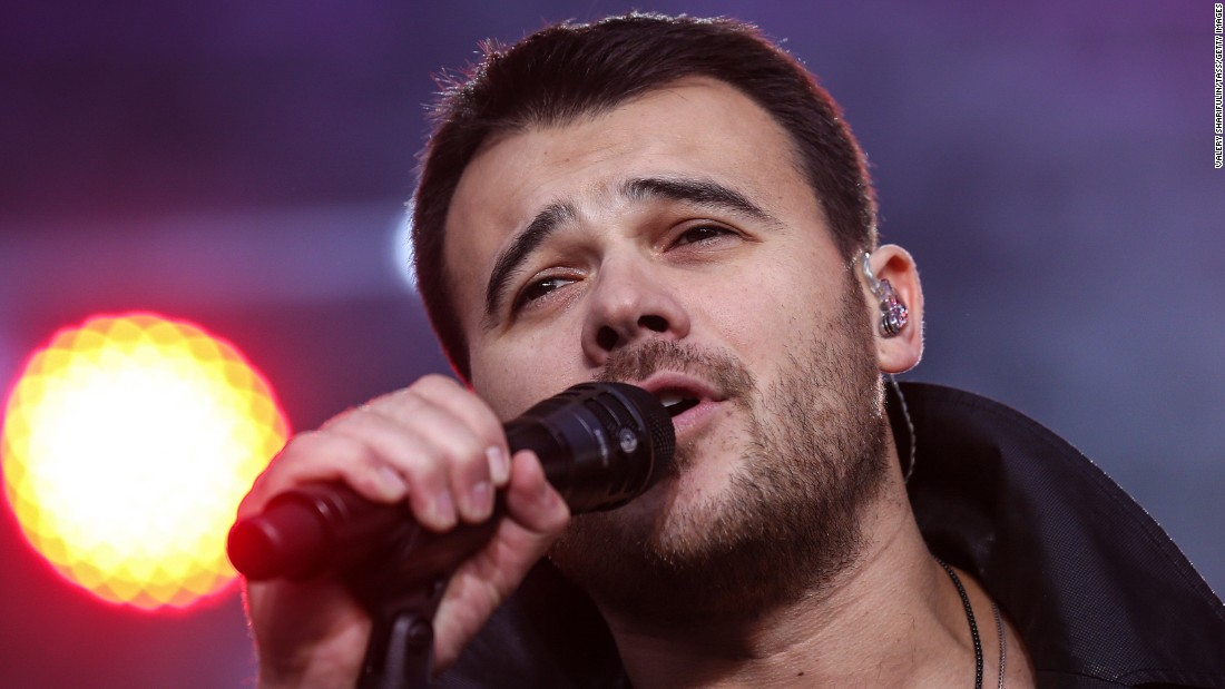 Pop singer Emin Agalarov boasted about his close ties to the Trump family on Russian state television.