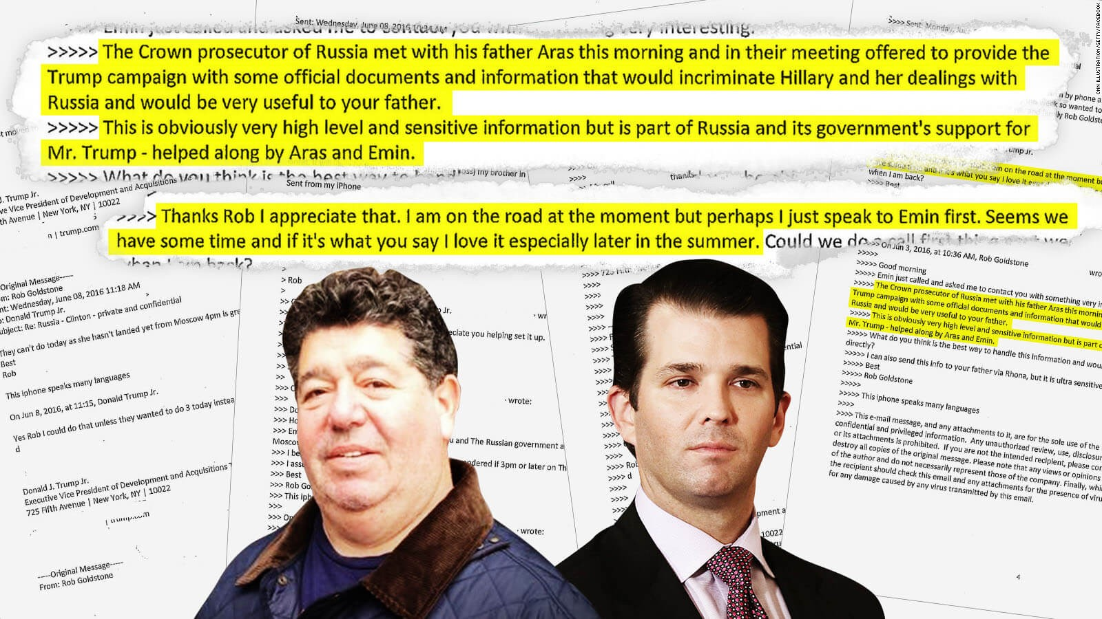 Image result for trump jr russia