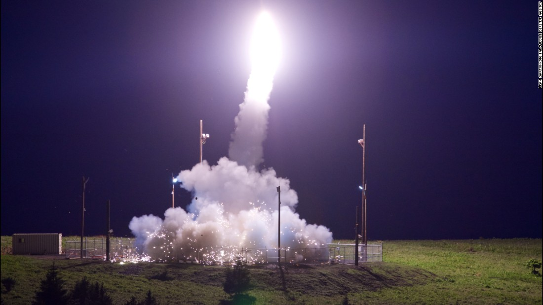Coast Guard gives notice: Missile launch expected in Alaska