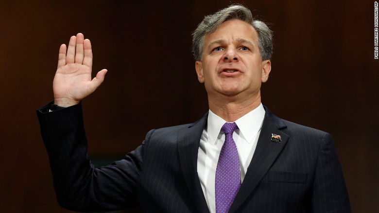 FBI director nominee vows independence