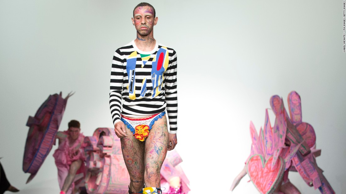 Charles Jeffrey's LOVERBOY has become one of the must-see shows during London Fashion Week Men's.