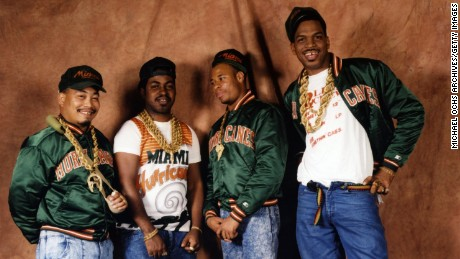 2 Live Crew in 1989