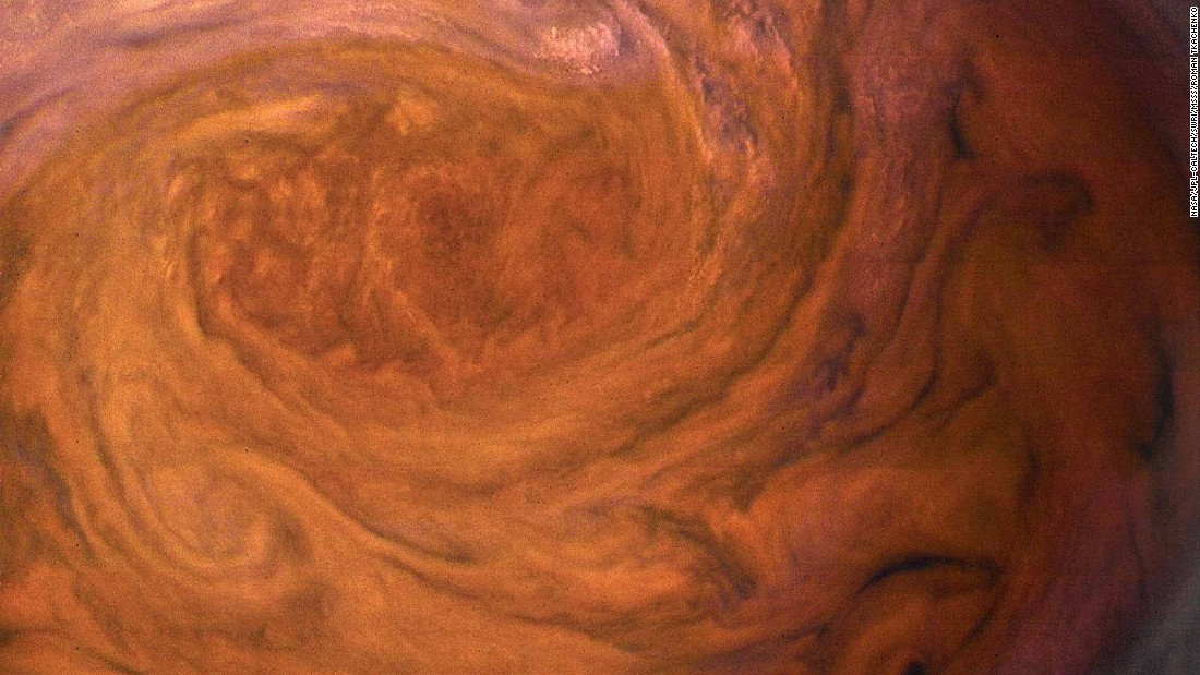 8b795ad2769f8 A great deal of research orbiting Jupiter is dedicated to understanding the  spot. The images