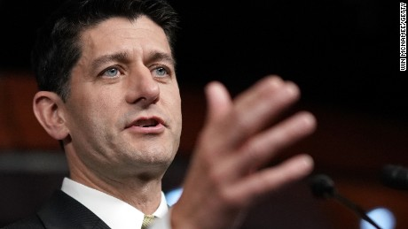 Paul Ryan takes up women's right to bare their arms on Hill