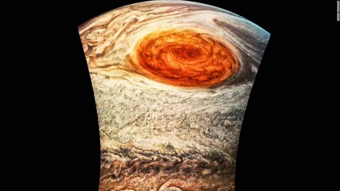 Jupiter S Mysteries Juno Mission First Results New