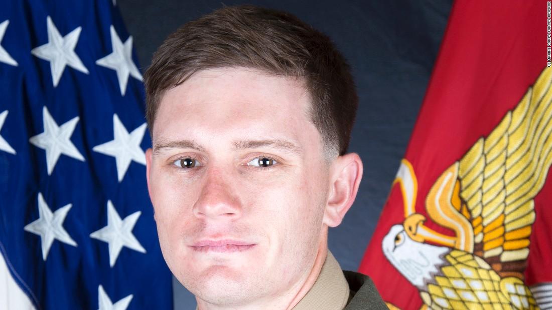 Sergeant Chad E. Jenson