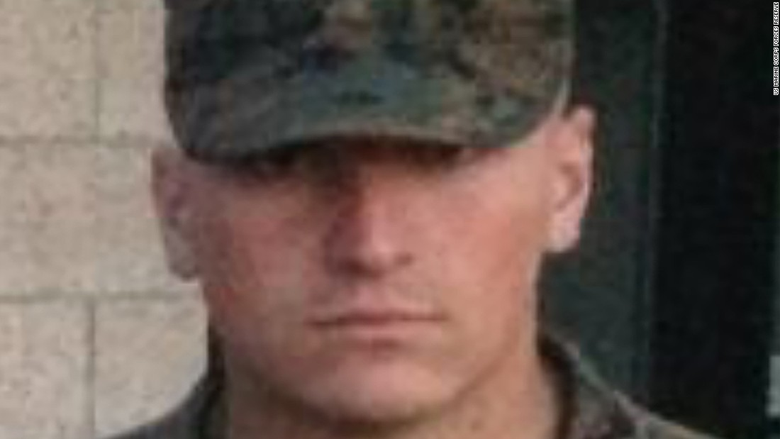 Corporal Collin J. Schaaff