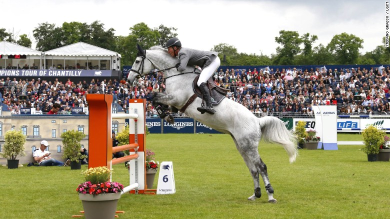 Dutch pair lead the way in the LGCT Chantilly