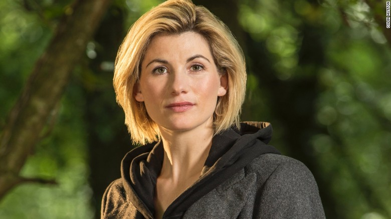 'Doctor Who' to get first female lead