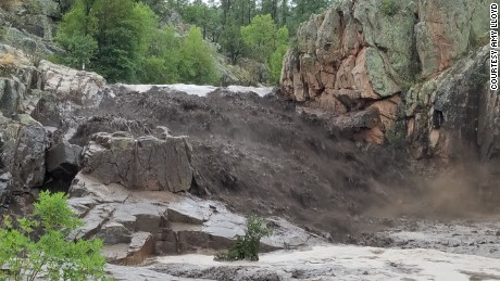 Why flash floods are so dangerous