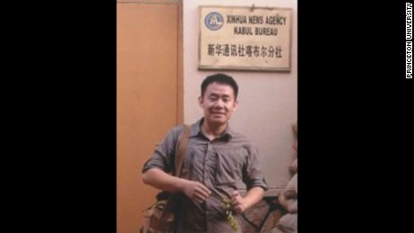 Xiyue Wang, a Princeton University doctoral candidate, was arrested in Iran last summer.