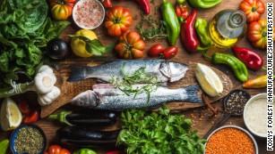 Mediterranean style diet may prevent dementia