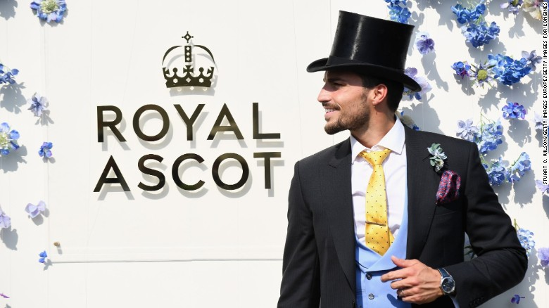 How to look the part of a gent at Royal Ascot