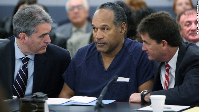 OJ Simpson measures well in Nevada parole risk assessment