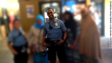 Cop who shot Minneapolis woman was precinct's first Somali officer