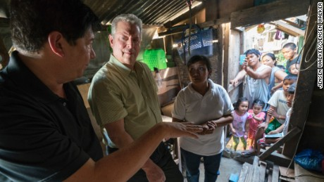Al Gore in 'An Inconvenient Sequel: Truth To Power'