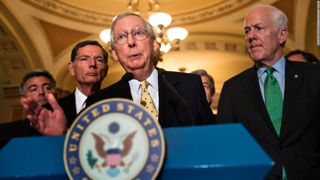 GOP lacks votes for Obamacare repeal