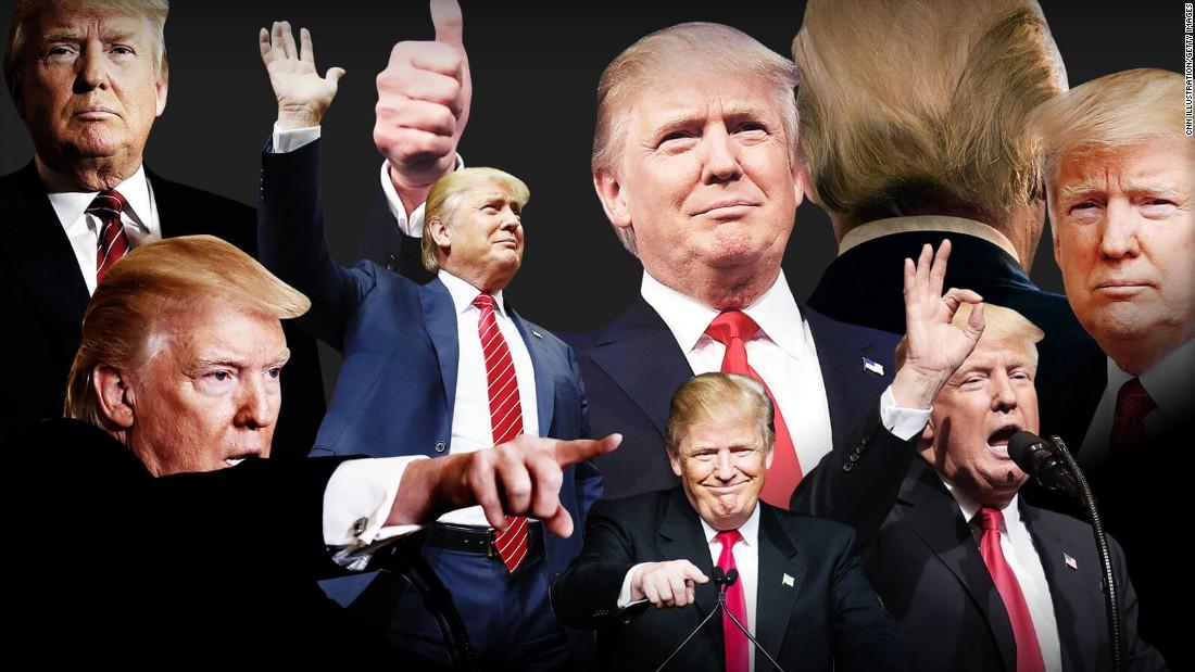In six months as President, Trump has: • Sent 991 tweets • Spent 40 days at Trump golf properties • Passed 0 pieces of major legislation | CNN