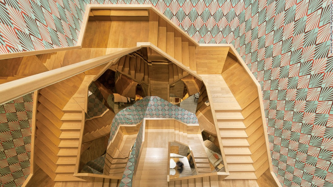 China dominates world interior of the year shortlist for Best design consultancies in the world