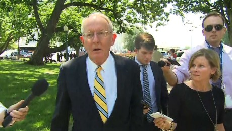 Sen. Lamar Alexander is the chairman of Senate's health committee.