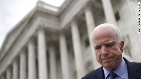 John McCain's cancer: What is glioblastoma?