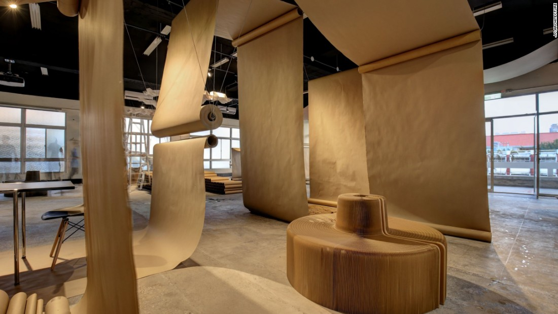 There were four nominations from Taiwan in the shortlist for this year's World Interior of the Year.