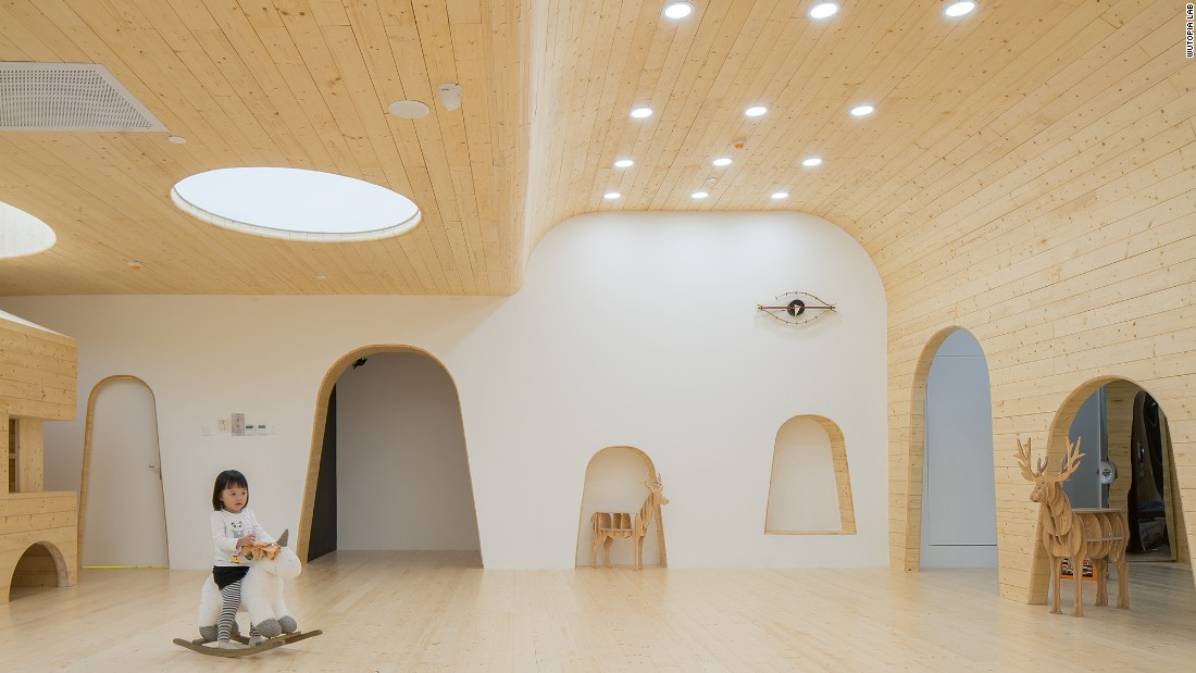 This Shanghai children's center appears in the Health & Education category.